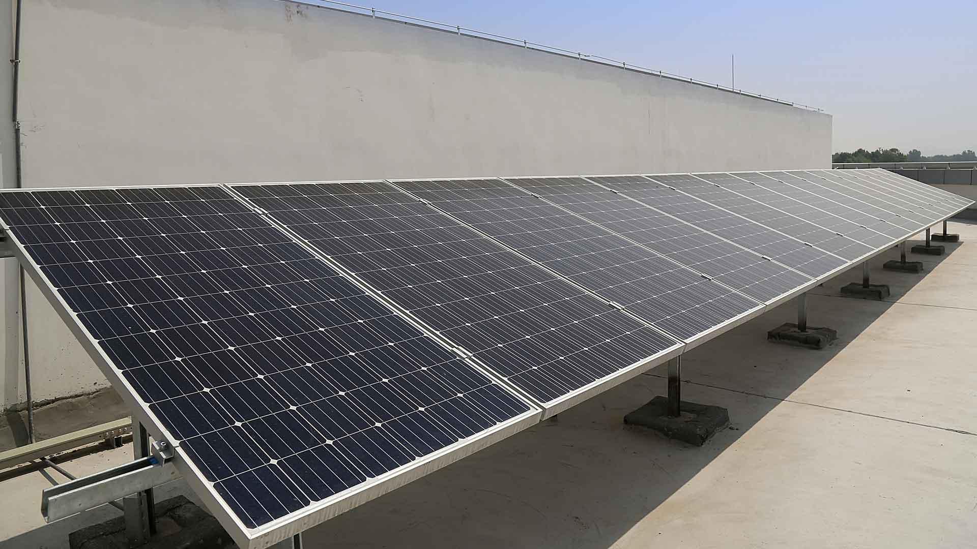 instalaciones fotovoltaicas tipos